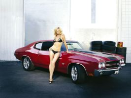 Chevrolet Chevelle by jack15312704