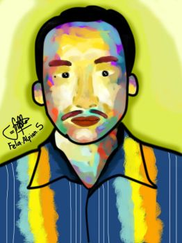 He was my inspiration (Bapak) by Fuerarufians