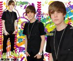 Justin Bieber wallpaper 3 by Jocy-007