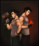 Brothers by Shtut