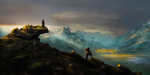 The Witcher Fan Art Contest by Heksagon