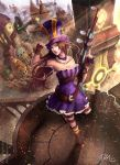 Caitlyn of Piltover by Arlequinne