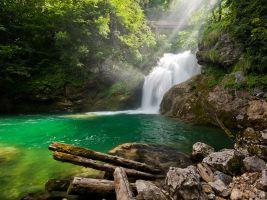 Waterfall Sum by mprox