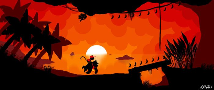 Donkey Kong Country Returns by OmaruIndustries