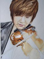 Unfinished Henry Lau by artistik-ly-bent
