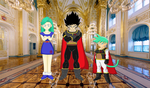 Prince of Vegeta-sei:The Royals, Seven Years Later by HalfSaiyanHeart