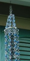 Blue Tentacles by chainmaille