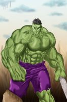 Hulk tablet test by valvicto4