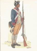 Continental Army 1779 by OrlopRat