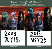 Meme: Before and After # 2 by ZzZNelliezZz