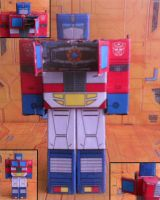 Optimus Prime Matrix Chamber by Darknlord91