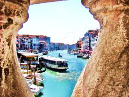 The waters of Venice by i-love-chi