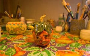 FORLORN APPLE FOR TEACHER by CorazondeDios