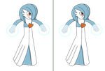 Athena and Ligardevoir by Liger254