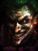 Joker by BustedFluxcapacitor