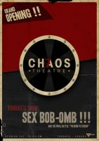 Chaos Theatre by odindesign