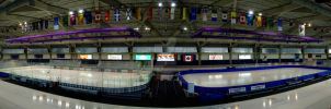Olympic Oval by bellafreck