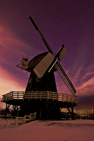 Steinbach Windmill by yamiyalo