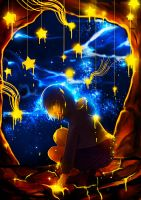 Dicovering Cave Of Stars by JunSoulsilver