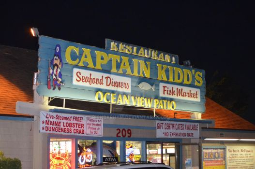 Captain Kidd's by richbarham