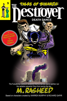 DestroyerComic_bk5(Death Dance) by mrasheed