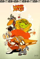 Danger Mouse by Themrock
