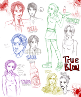 True Blood by jetstorm