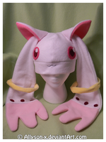 Kyuubey Hat by Allyson-x