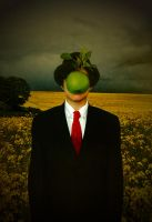 In The Spirit of Magritte by jaded-ink
