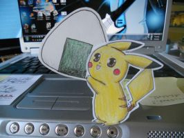 PC: Pikachu Giri by mAgICALnIGHTSKy