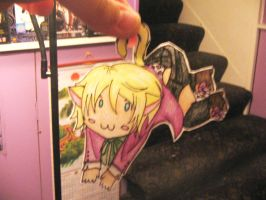 Paper Child Alois Trancy by VampireOfSadness