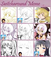 Switcharound Meme with nawa1y and LolzNeo by Fario-P