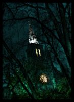 Montreal at night 3 by Pathethic