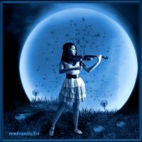 Moonlight Serenade by rembrantt