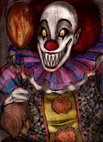 Pennywise [Prize pic 3/3] by Cageyshick05