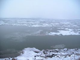 Lake Iced Over-1 by Rubyfire14-Stock