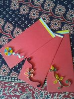 my quilling cards by twinkorchids09