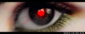 Apple of my Eye Tag by agni43