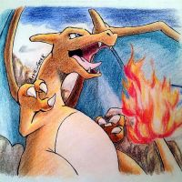 Charizard by ArtzxGeek