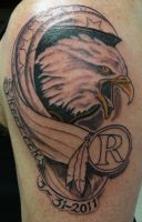 airborne memorial tattoo by hoviemon