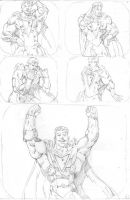 Ultraforce Tryout Page 1 by paime77