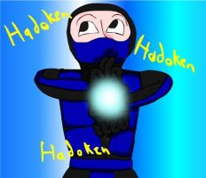 Spamming Sub Zero by THE--CoP