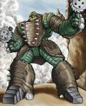 rhinox colored by beamer