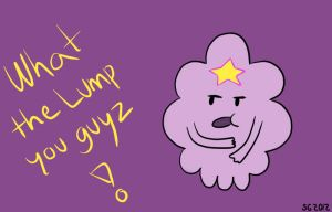 Lumpy Space Princess by Techno56