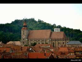 Black Church by Iulian-dA-gallery