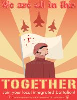 Together - Propaganda by Mihaii