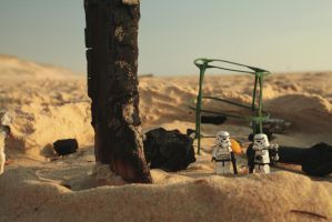 Where are the droids we're looking for ? by The-Underwriter