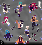 Account Anniversary: VA-11 HALL-A by RepulsionSwitch