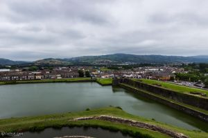 Town of Caerphilly by LordMajestros