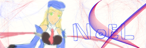 Noel Vermillion sketch thingy by FlashFumoffu